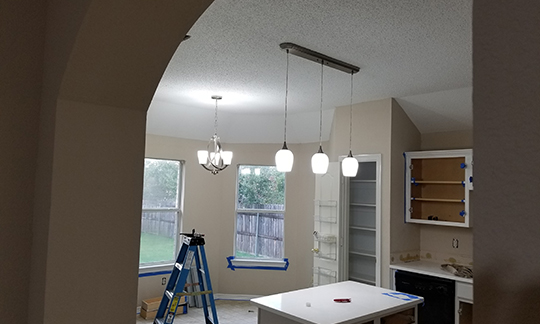 kitchen lighting